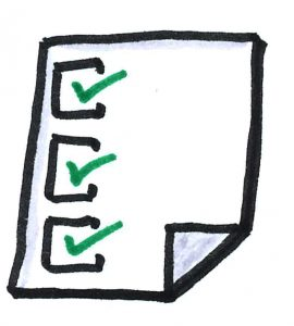 Checklist: A Guide to Better Writing