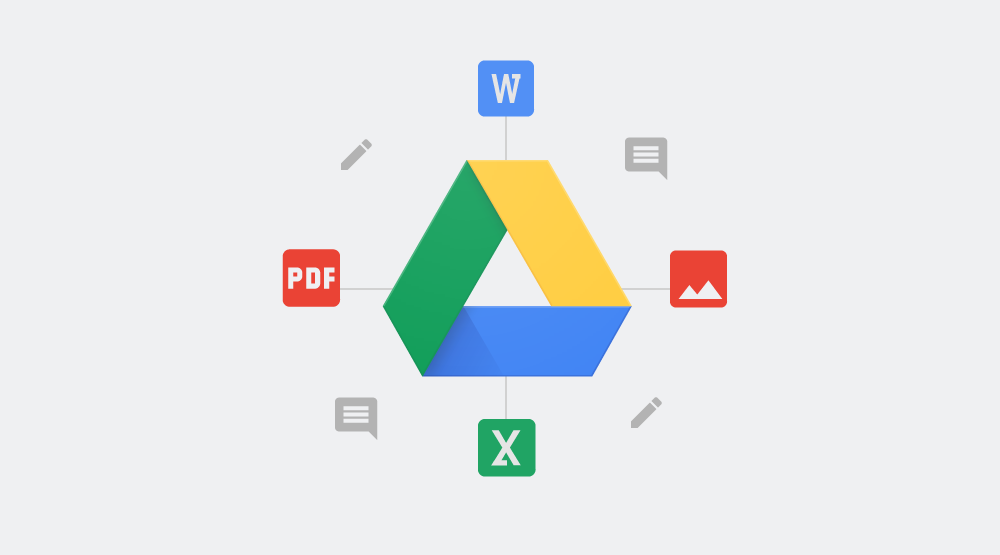 Google drive for work