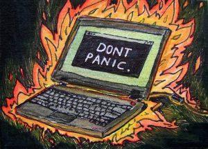 don't-panic Comments
