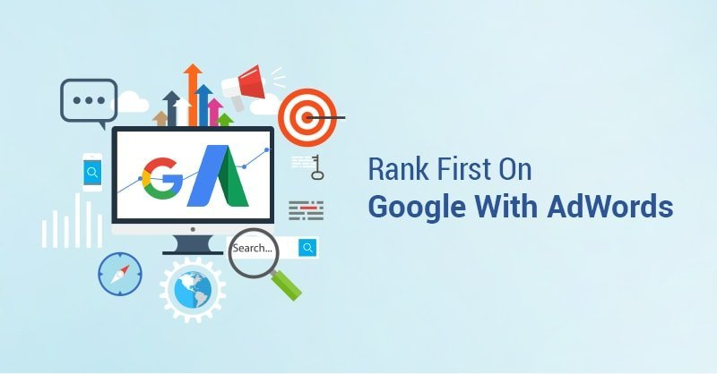 google adwords ranking