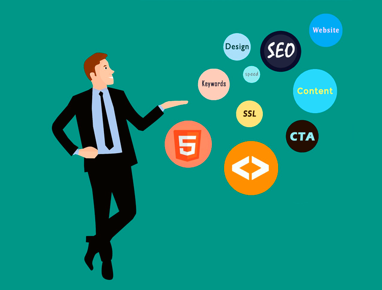 Top 10 web design SEO factors