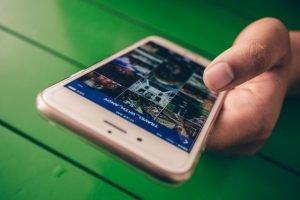 optimizing social profile