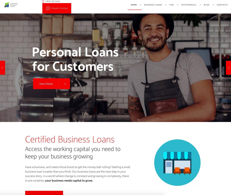 loans webiste