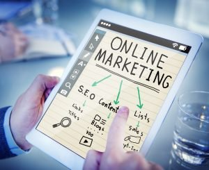 marketing components