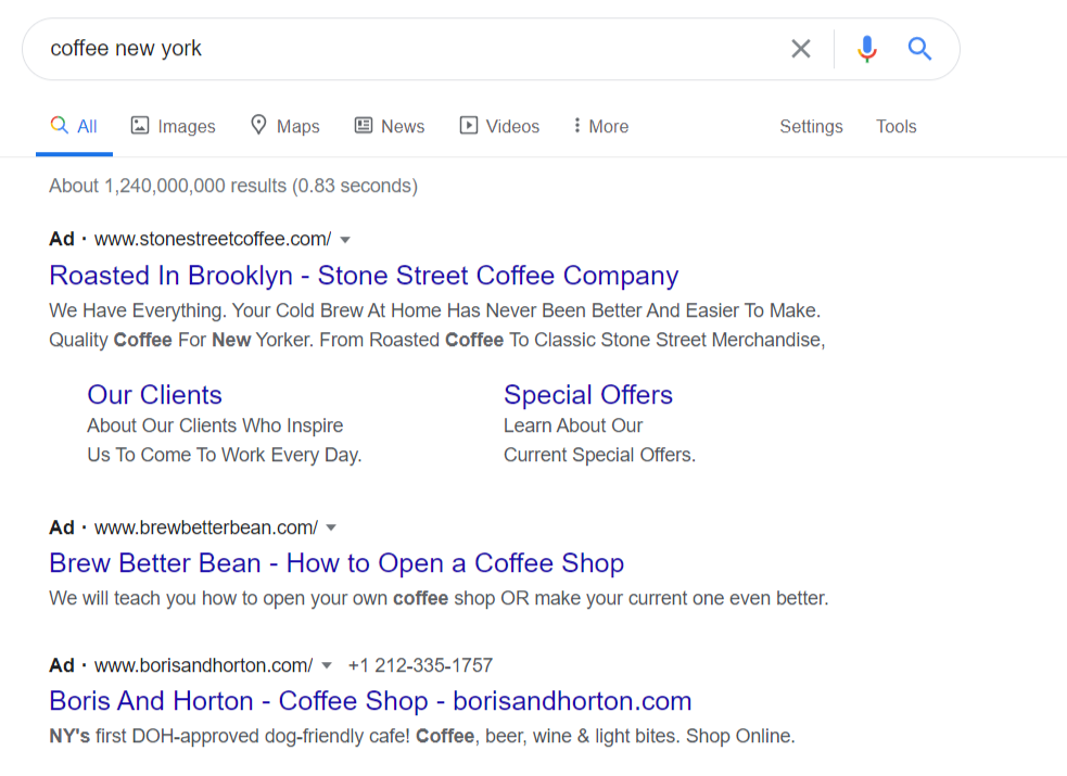 google business ads