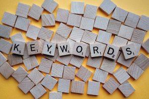 keywords types